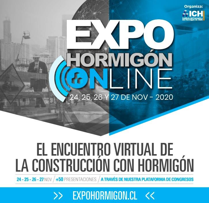 Congreso ExpoHormigón 2020