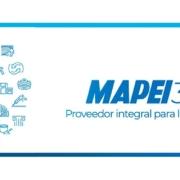 Mapei 360 ° proveedor integral para la construcción
