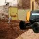 Aislamiento térmico con POLIFORMA 3212 tras demolición de 2 viviendas