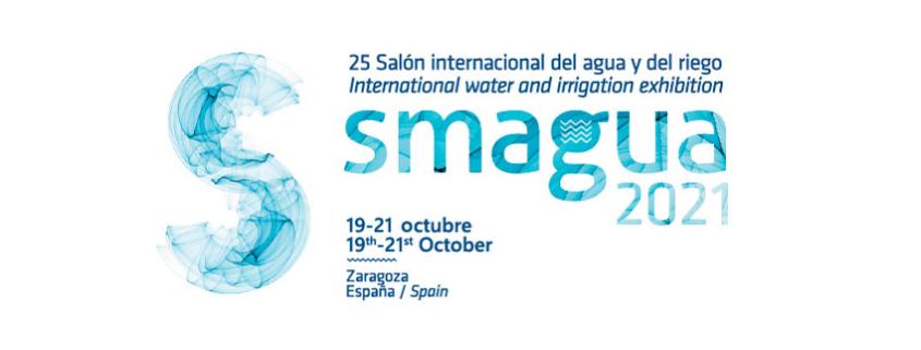 La próxima edición de SMAGUA tendrá lugar en octubre de 2021