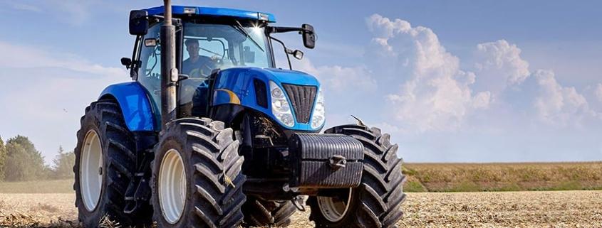 BKT lanza nuevas tallas en la línea AGRIMAX V-FLECTO