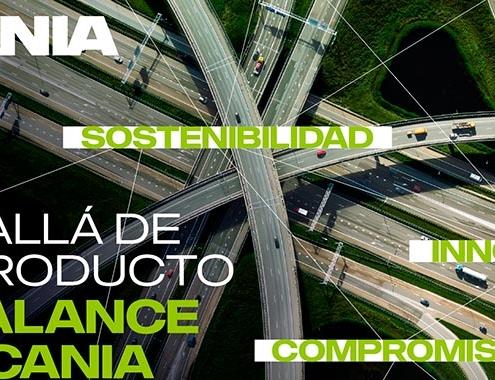 Más allá de un producto. El balance 2020 de Scania