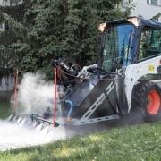 Primer Limpiador a presión Bobcat en España