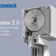 Protex 2.0, el único cajón de persiana con certificación Passive House