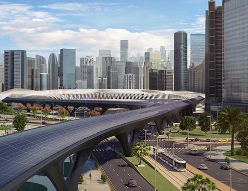 Hyperloop Transportation Technologies y Ferrovial firman un acuerdo para analizar proyectos de Estados Unidos