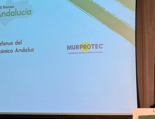 Murprotec premio por su defensa del patrimonio arquitectónico andaluz