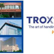 Calidad de aire interior TROX en el Hospital Enfermera Isabel Zendal