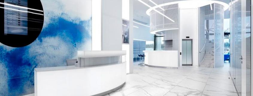 Lujoso diseño futurista del nuevo Aeropuerto Internacional Gagarin de Rusia