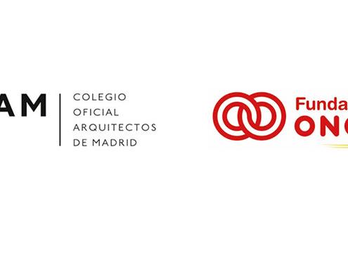 El COAM y Fundación ONCE formarán a arquitectos en accesibilidad