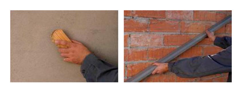 Colocación cerámica, preparación del soporte y puntos conflictivos