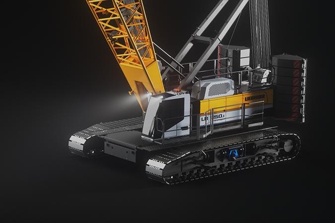 Estreno mundial Liebherr: Tres nuevas máquinas y un nuevo diseño  4