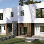 Saint-Gobain Isover, Placo® y ABS facilitan el acceso a una primera vivienda de consumo casi nulo