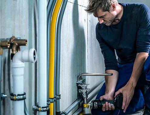 RAUTITAN RX+ accesorio libre de plomo que garantiza una instalación de agua potable de máxima calidad