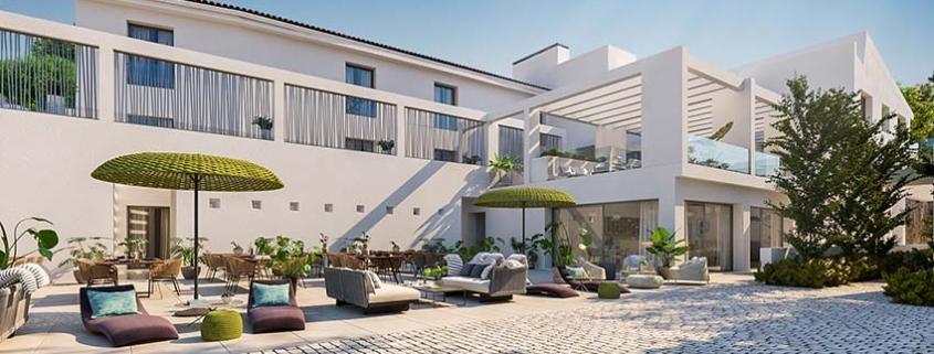 Sto participa en la construcción del primer hotel rural andaluz de Consumo Casi Nulo