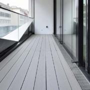 Soluciones de drenaje ACO para terrazas y porches