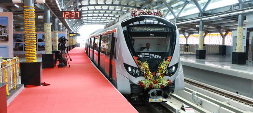 Ardanuy Ingeniería, a cargo de los sistemas de energía de los metros de Surat y Ahmedabad