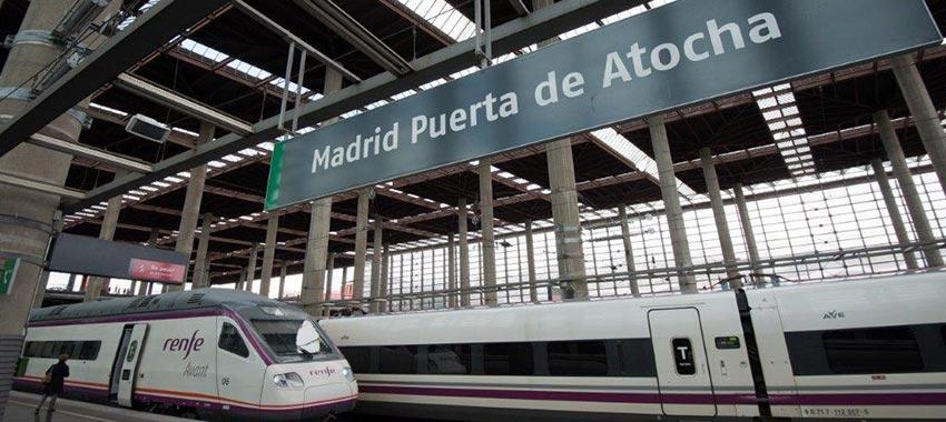 Thales Group se hace con el contrato del cambiador de ancho de Atocha y Santa Justa