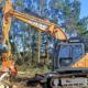 Las excavadoras de cadenas de CASE trabajan por toda Europa