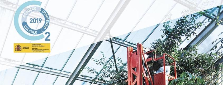 LoxamHune obtiene la certificación de huella de carbono cero