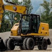 Excavadora de Ruedas de Nueva Generación Cat® M316