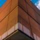 Nuevas mallas metálicas en cobre para fachadas de Codina Architectural