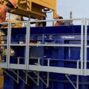 Equipo de producción de marcos de hormigón MT20