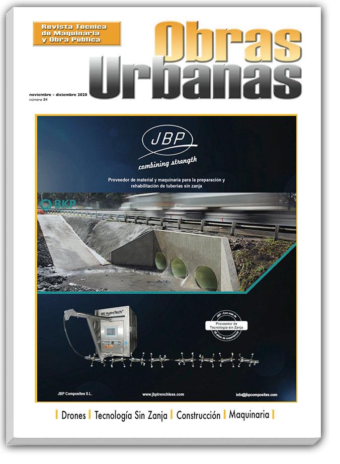 Obras Urbanas Nº 84