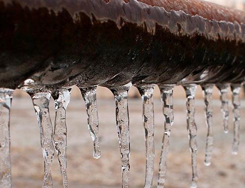 ¿Qué ocurre si las tuberías de la vivienda quedan congeladas?