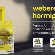 Nuevo weberep hormiplus NEO, un mortero multifuncional de alta resistencia