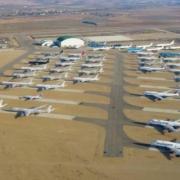 El Aeropuerto de Teruel construido íntegramente con cemento CEMEX