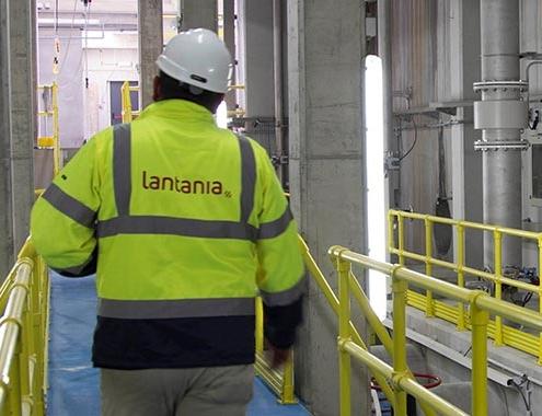 Lantania construirá la EDAR de Trespaderne