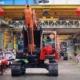 Doosan Infracore China Corporation supera las 200.000 excavadoras de producción total acumulada