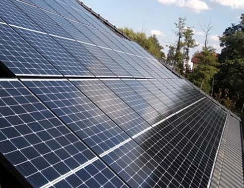 Aterriza en España Exe Solar con sus paneles fotovoltaicos