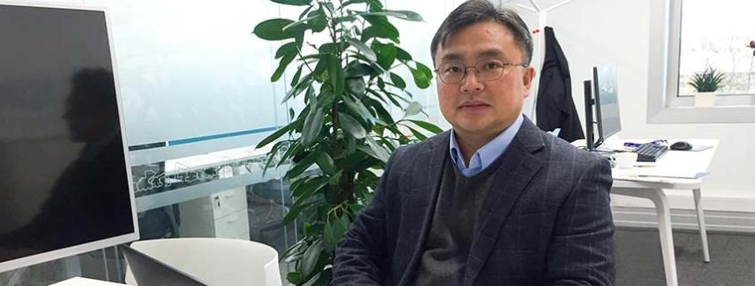 Entrevista con Charlie Park CEO de Doosan Infracore Europe