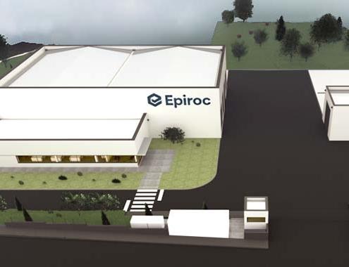 Epiroc Iberia realiza grandes inversiones en el sur de la península