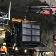 Energía de emergencia para túnel más largo de Finlandia