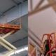Cómo hacer más fácil y seguro el trabajo en altura de los Electricistas