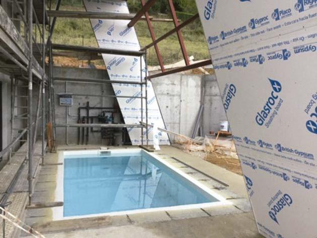 Placo® participa con sus sistemas constructivos eficientes en la construcción de la casa solar que funciona sin sol