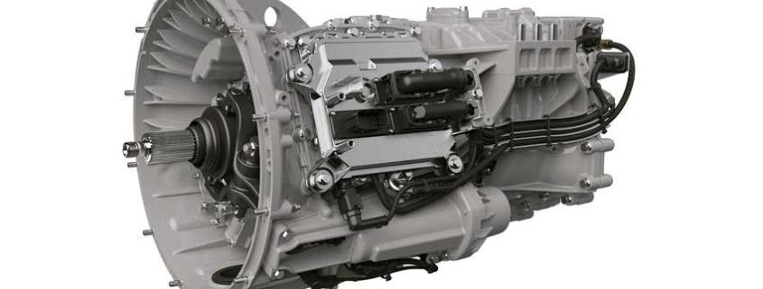 La nueva gama de cajas de cambios de Scania en detalle