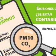 Webinar: emisiones de la biomasa