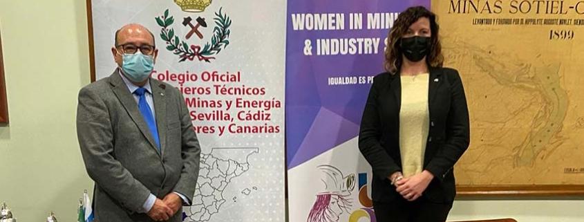 Acuerdo de WIM Spain y el Consejo General de Colegios de Minas