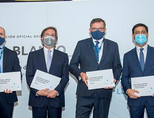 """Grupo Avintia presenta el I Libro Blanco """"La industrialización de la construcción"""""""