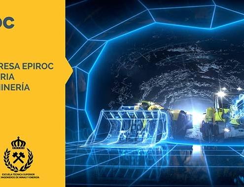 Inauguración de la III Cátedra Empresa Epiroc
