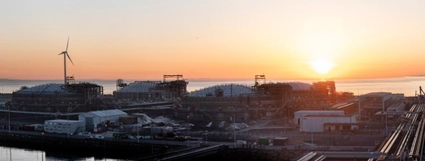 Sacyr firma dos nuevos contratos para terminales de GNL en Europa