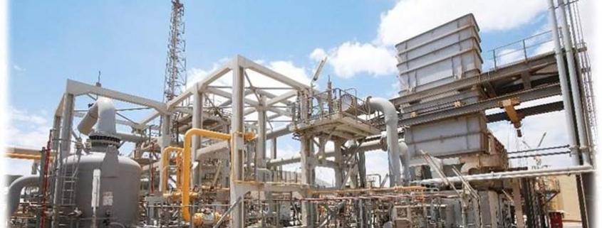 Sacyr ampliará la estación de compresión de gas de Dahshour de Egipto