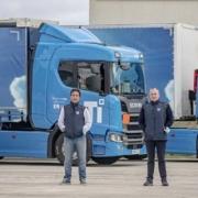 Transportes Iruña logra un ahorro del 8% de combustible con Scania Driver Support