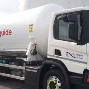 Molgás Energía sigue apostando por Scania para el transporte de sus vehículos