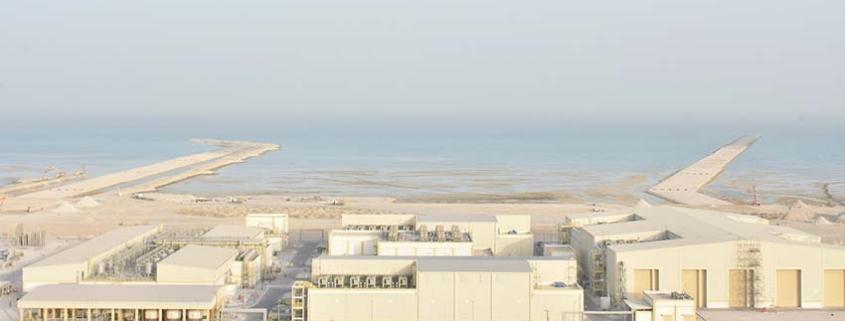 Inteligencia Artificial en la planta desaladora de Umm Al Houl