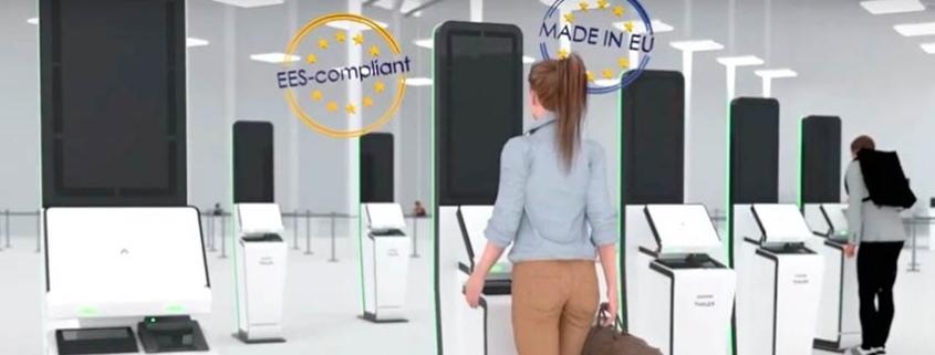 Nuevo sistema de entrada / salida del espacio Schengen Thales