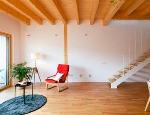 Coma Arquitectura proyecta una vivienda preindustrializada de madera
